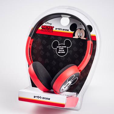 Mickey headphones