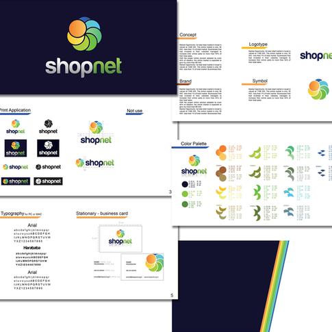 Shopnet Manual Book