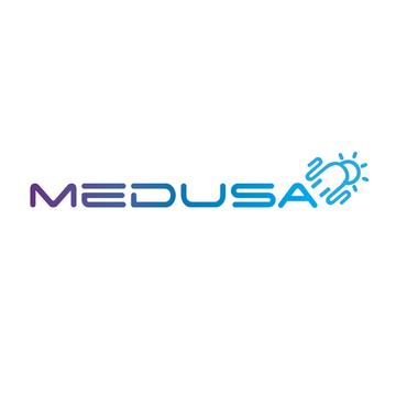 Medusa Beach tents Logo