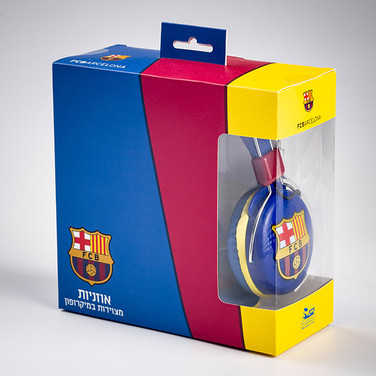 Barcelona headphones