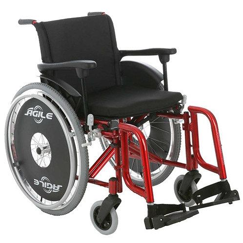Cadeira de Rodas Agile varias cores