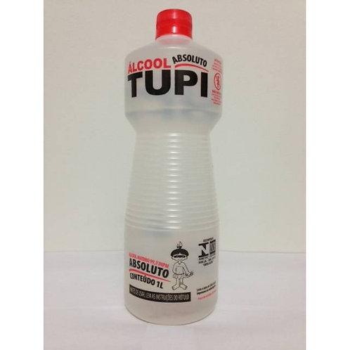 ÁLCOOL 99,3% ABSOLUTO 1 LITRO TUPI