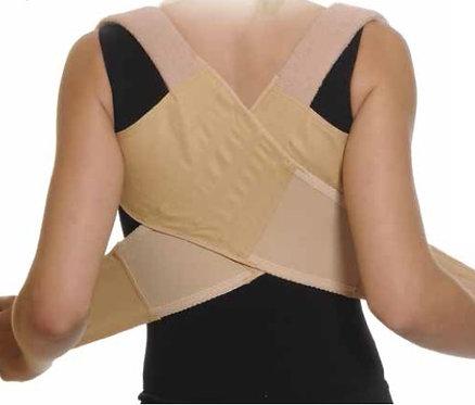 Espaldeira para postura em Brim