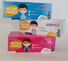 MASCARA DESCARTÁVEL INFANTIL