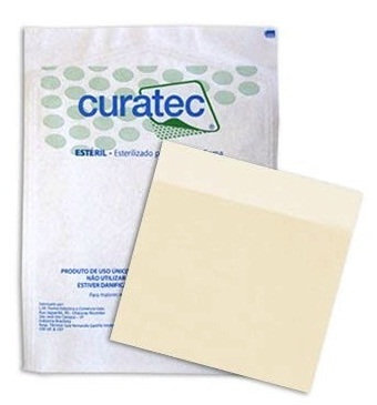 Curatec Hidrocoloide Plus 10x10