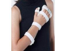 Tala de PVC - Punho mãos de dedos.