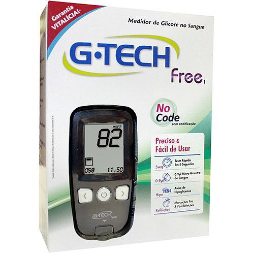 Medidor de Glicose G-Tech