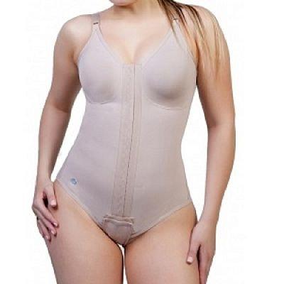 Body Modelador com Abertura Frontal