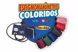 Esfigmomanômetro Premium Colorido