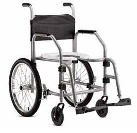 Cadeira de Banho Alumínio RG 90Kg