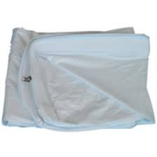 Capa siliconada para colchão anti escaras