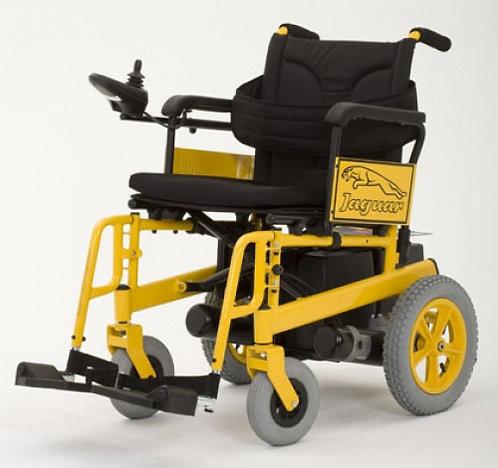 Cadeira de Rodas Motorizada Jaguar Adulto