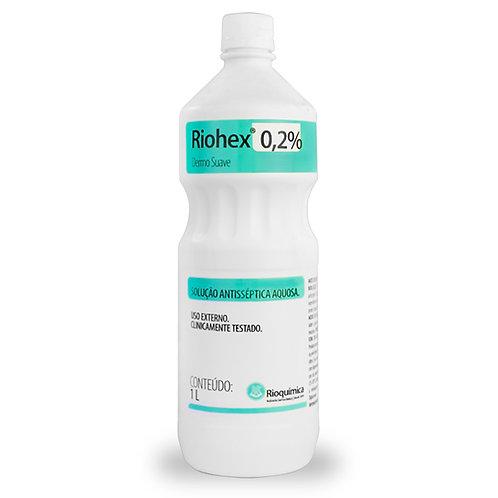 RIOHEX 0,2% CLOREXIDINA AQUOSA 1000ML
