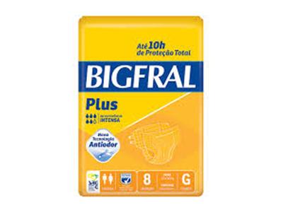 Fraldas Bigfral