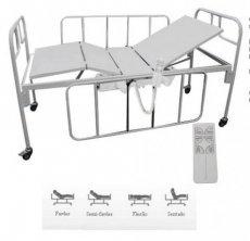 Cama Hospitalar Motorizada 2 Movimentos standard
