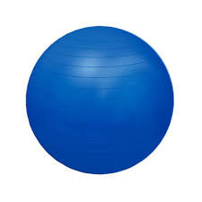 Bola Suica P/ Pilates - 55cm