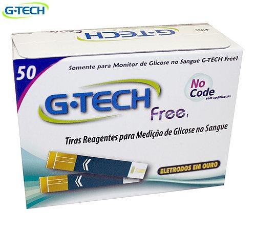 Tira Reagentes para Medição de Glicose