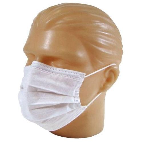 Mascara Tripla Descartável caixa com 50 unidades