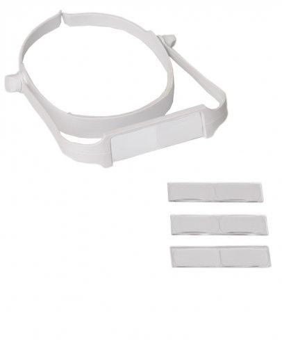 Lupa Vision White Standard
