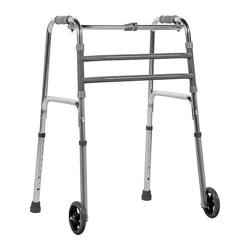 Andador Mercur com rodas