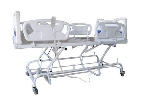 Cama Hospitalar Motorizada Com Elevação do Leito
