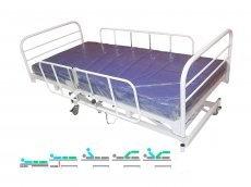 Cama Hospitalar Motorizada com Elevação do Leito 3