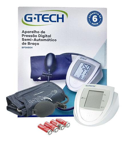 APARELHO DE PRESSAO SEMI-AUTOMÁTICO G-TECH BRAÇO BP34B