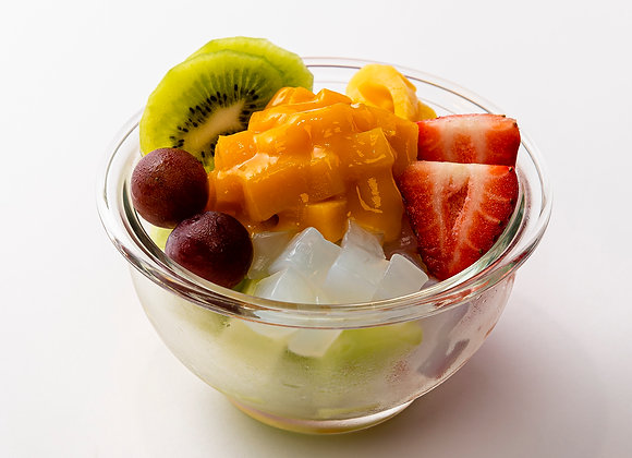 Mango Fruit Bowl