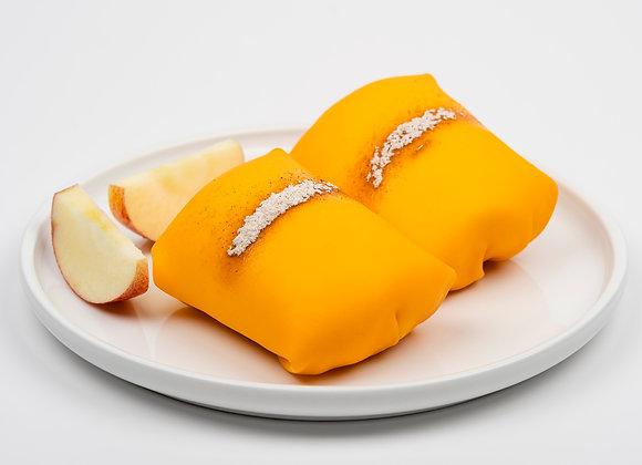 Apple Pumpkin Spice Pockets (2 pcs)