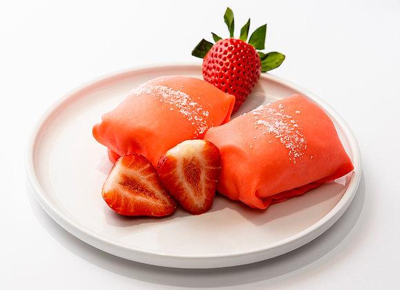 Passion Flakie Strawberry Pockets (2 pcs)