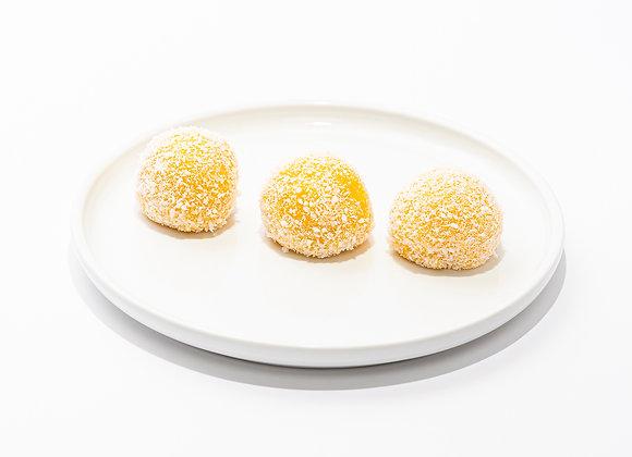 Mango Ice Cream Mochi (3 pcs)