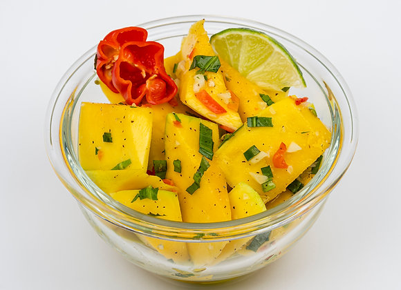 Trini Mango Chow