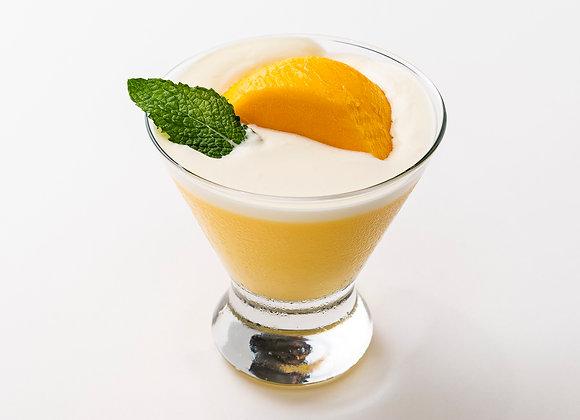 Mango Fruit Pudding