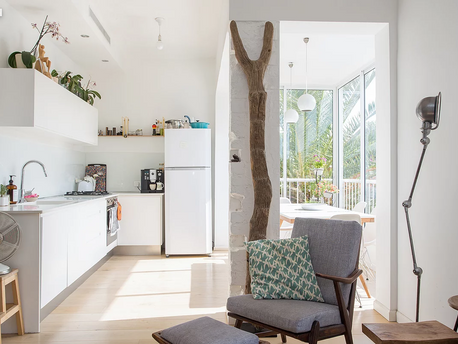 Idee per cucine integrate nel tuo soggiorno - Soluzioni interessanti per tutti