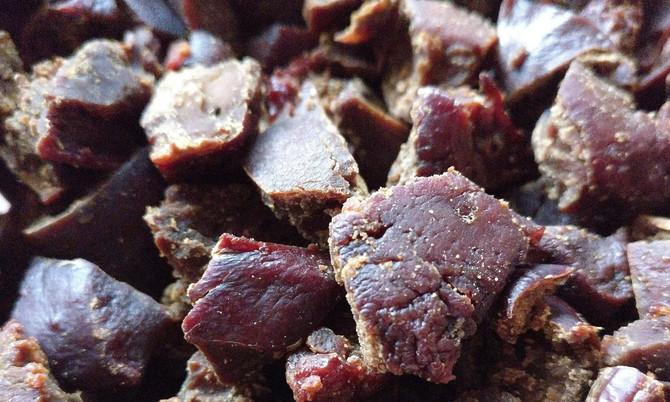 Homemade Dried Liver Dog Treats