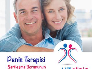 Sertleşme Sorununun Çözümünde Penis Terapisi