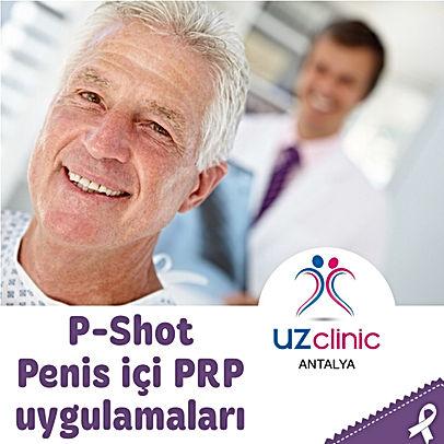 PShot, pshot tedavisi, prp