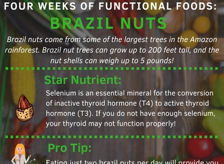 4 Weeks of Functional Foods Digest #4