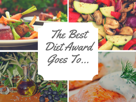 The Best Diet Award Goes To...