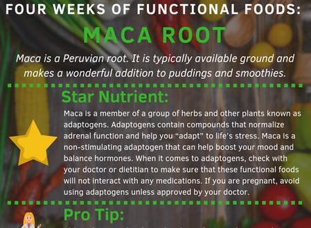 4 Weeks of Functional Foods Digest #3