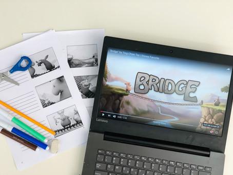 איך לפתח קוגניציה חברתית באמצעות סרטונים? סרטון ״הגשר״