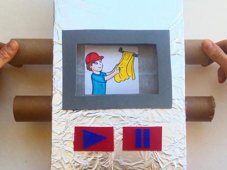 סיפור בקופסה: מספרים סיפור בכיף