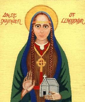 Do you know who St. Dwynwen is?