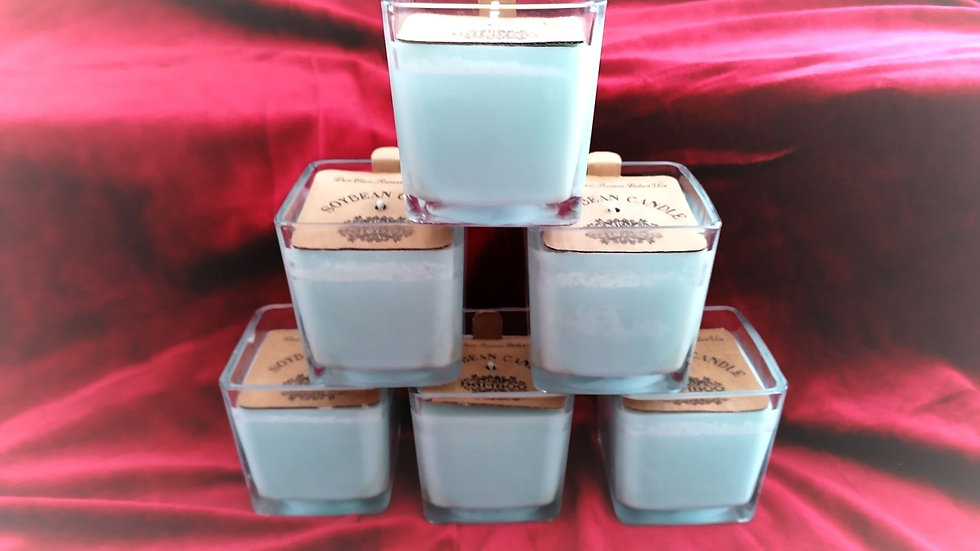 Baby Powder Soy Wax Candle