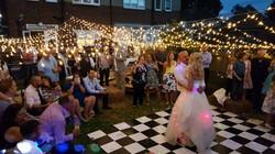 Discoz.com Outdoor Wedding Disco