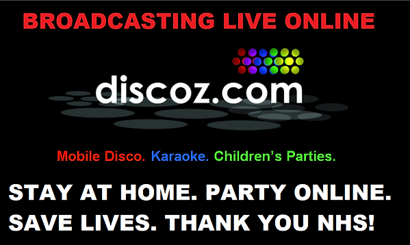 discoz broadcasting online.png
