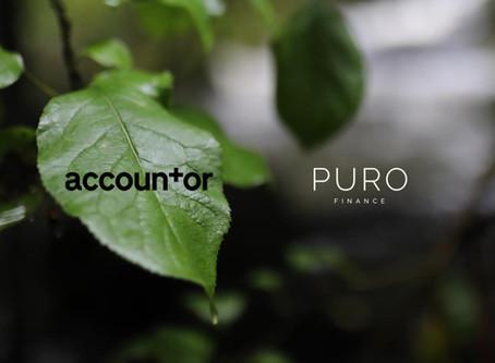 PUROlle merkittävä uusi kumppanuussuhde