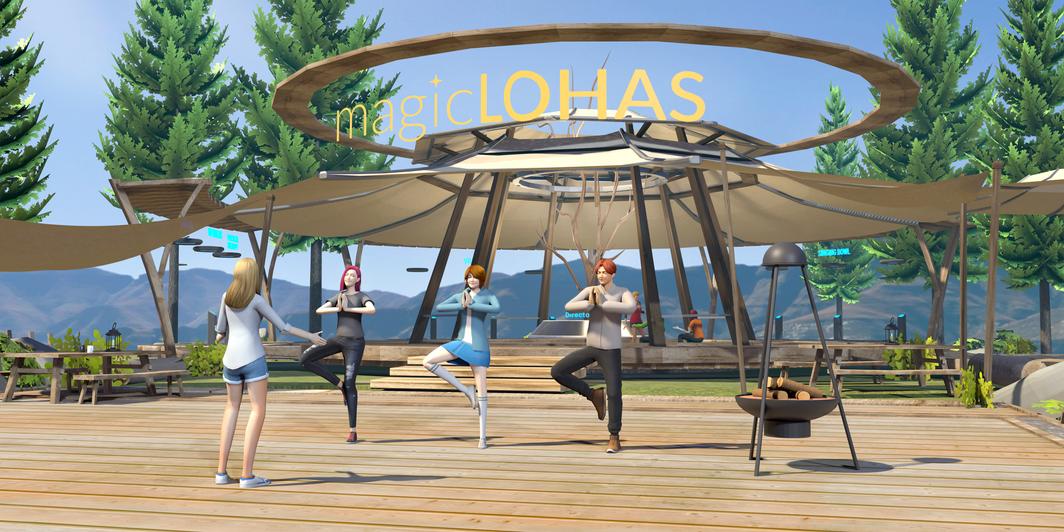 MagicLohas Lobby