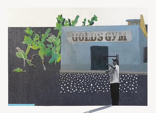 'Golds Gym'