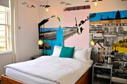 Artist in Residence Bedroom